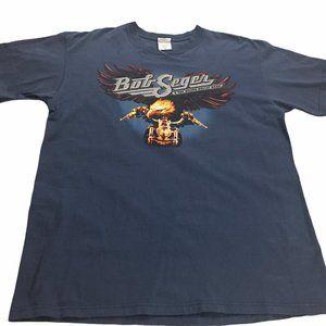 Bob Seger The Silver Bullet Band 2006-2007 T-Shirt